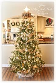 Raz Gold Christmas Trees by White And Gold Christmas Trees U2013 Happy Holidays