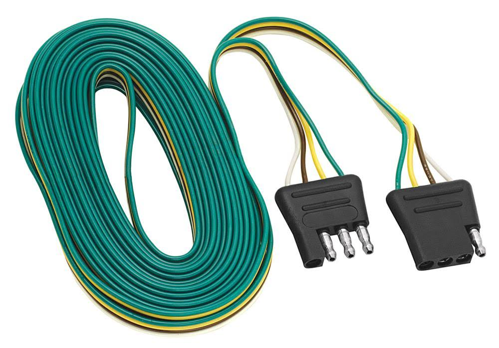 Reese Towpower 74684 4-Way Flat Loop Wiring - 24""