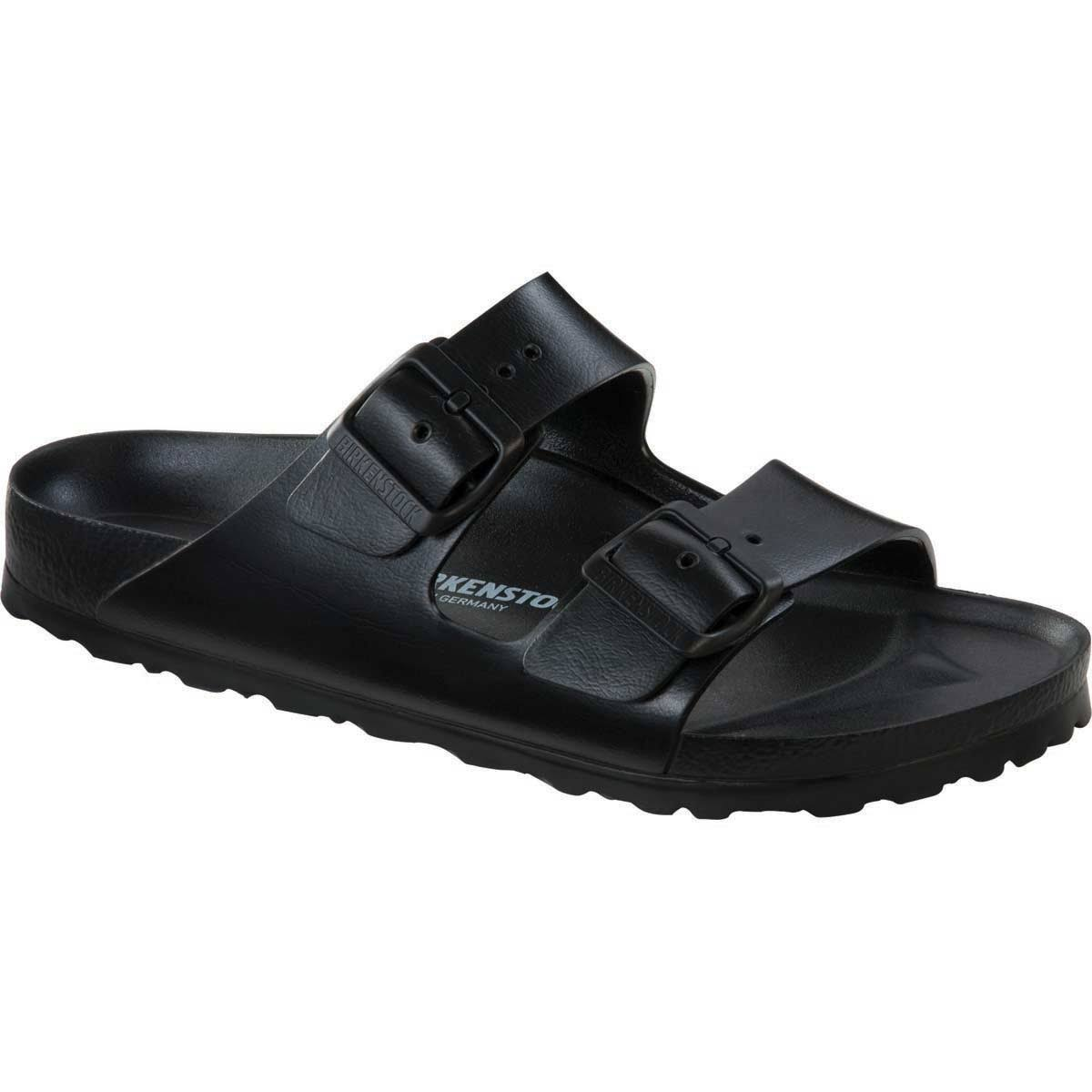 Birkenstock Unisex Arizona Eva Sandals - Black