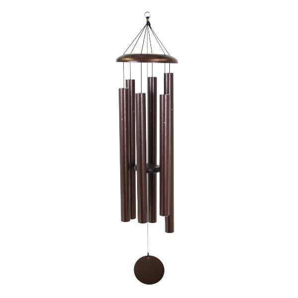 Corinthian Bells Windchime - Copper Vein, 55""