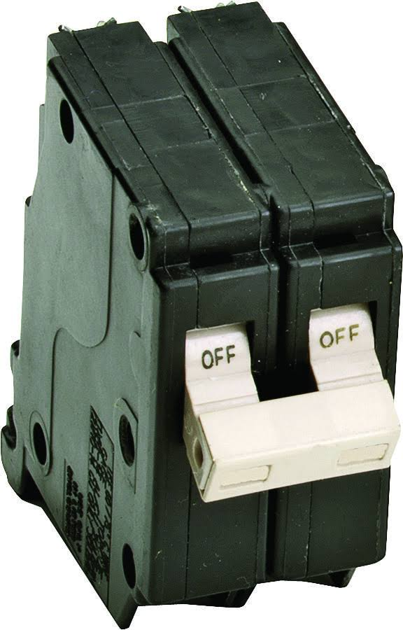Eaton Double-Pole Type CHF Circuit Breaker - 40 Amp, 1.5""