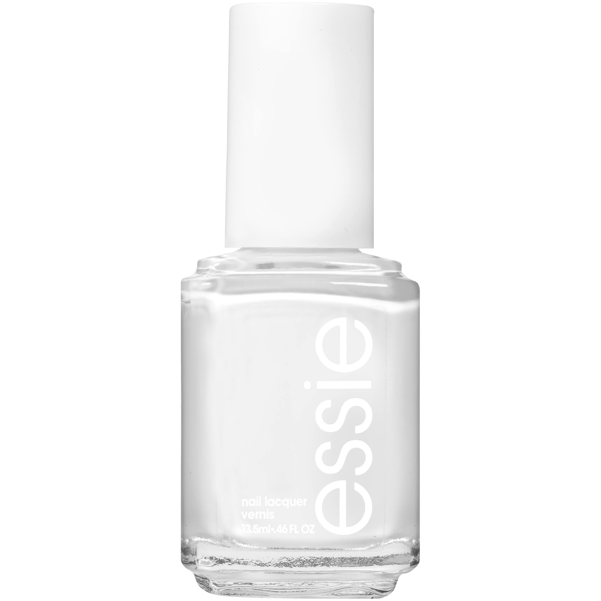 Essie Nail Polish - Blanc White, 0.46oz