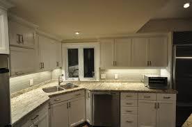 Installing Plug Mold Under Cabinets by Under Cabinet Led Strip Lighting Kitchen Guoluhz Com