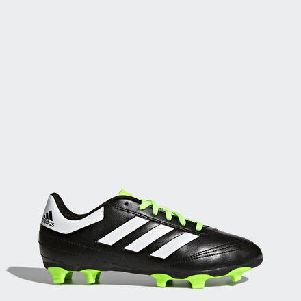 Adidas Goletto Vi Fg Joutdoor Soccer Cleats - Black