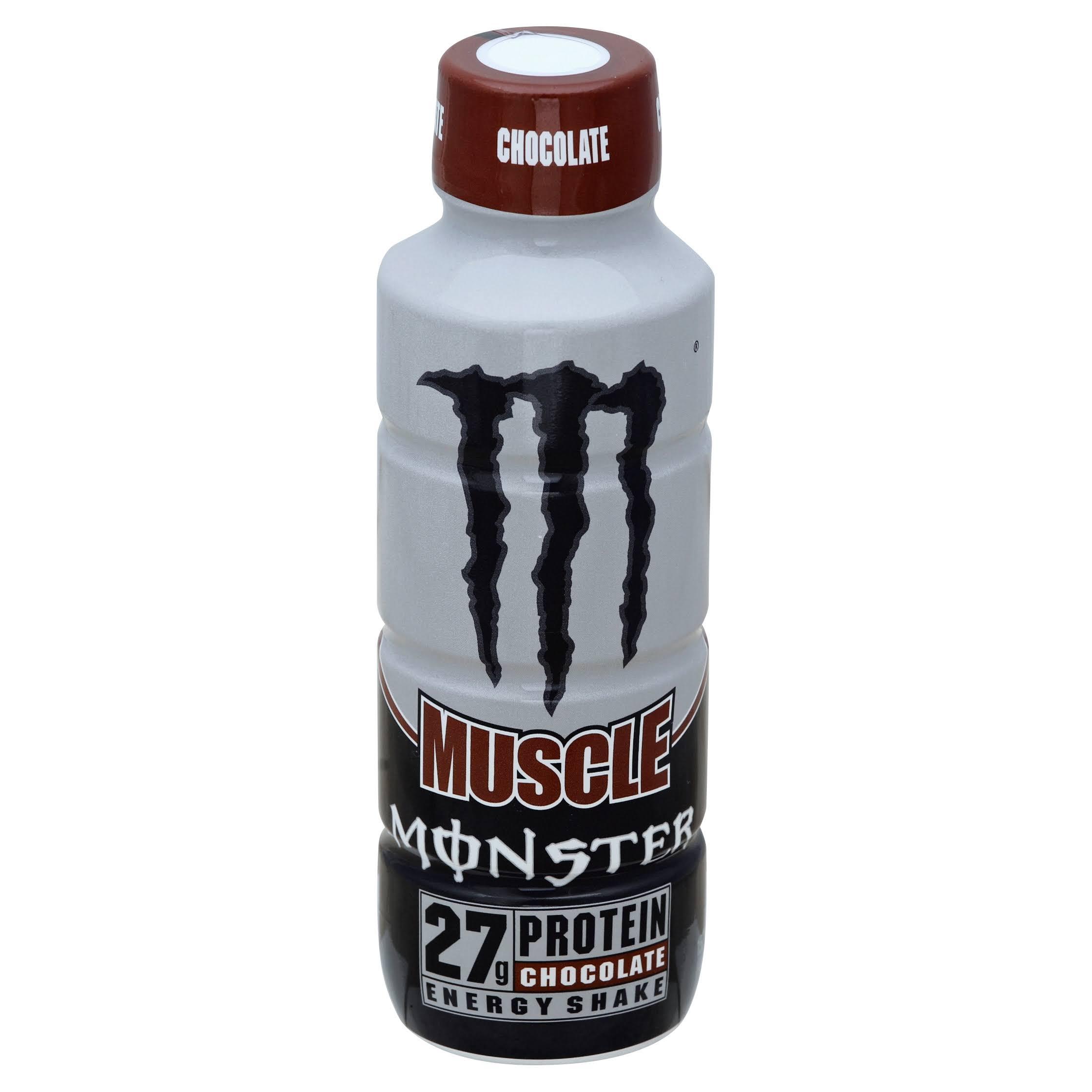 Monster Muscle Energy Shake - 15 fl oz can
