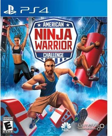 American Ninja Warrior [PS4 Game]