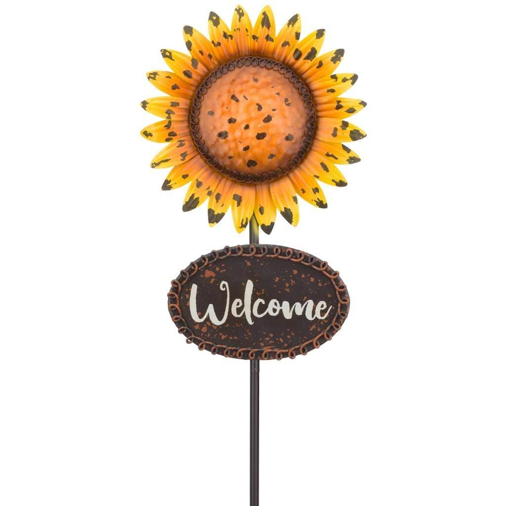Regal Art & Gift 11984 - Multi-color Sunflower Decor