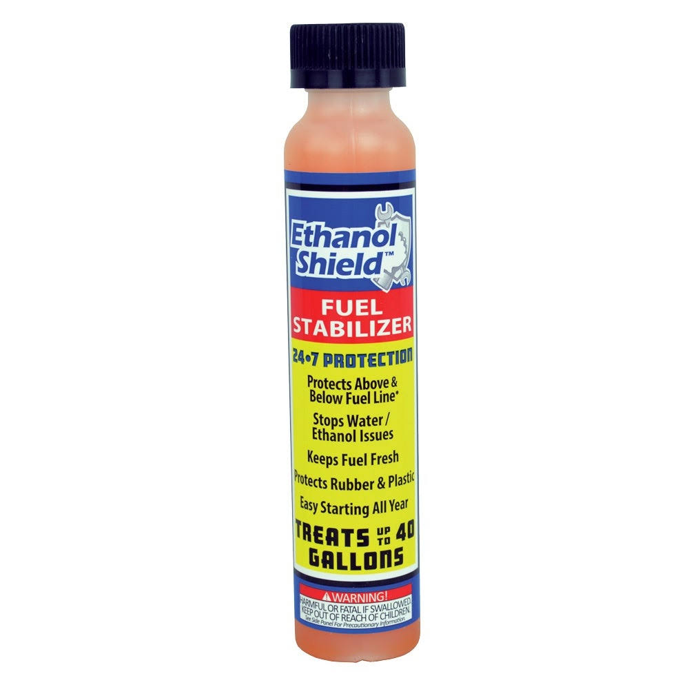 B3c Fuel Solutions Ethanol Shield Gas Treatment and Stabilizer - 4oz