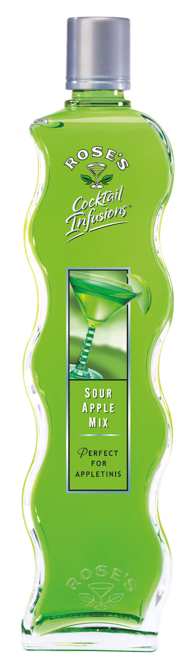 Rose's Cocktail Infusions Sour Apple Mix - 20 oz