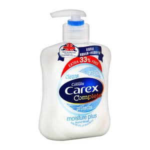 Carex Handwash Moisture Plus 250ml