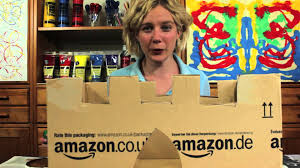 how to make a castle out of a cardboard box youtube