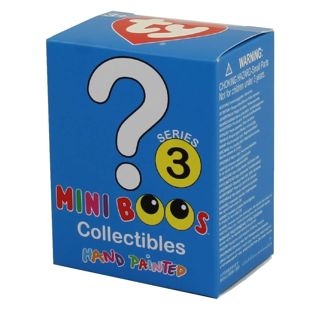 Ty Mini Boos Collectibles Series 3