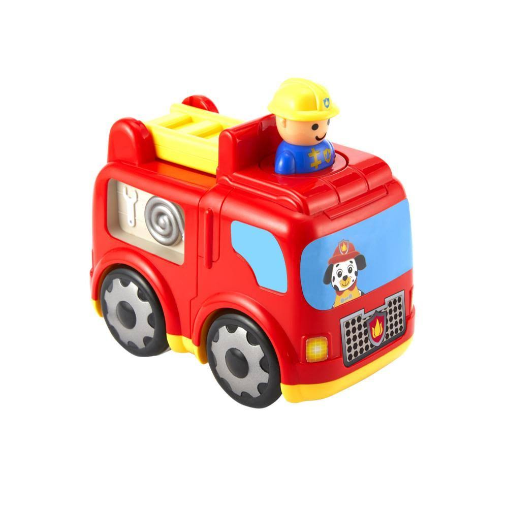 Kidoozie - Press N' Zoom Fire Engine