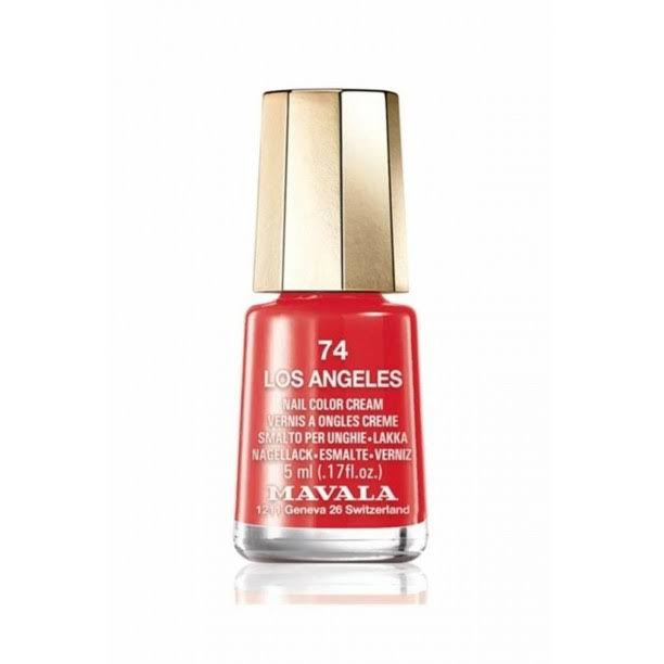 Mavala Nail Color Cream - 74 Los Angeles