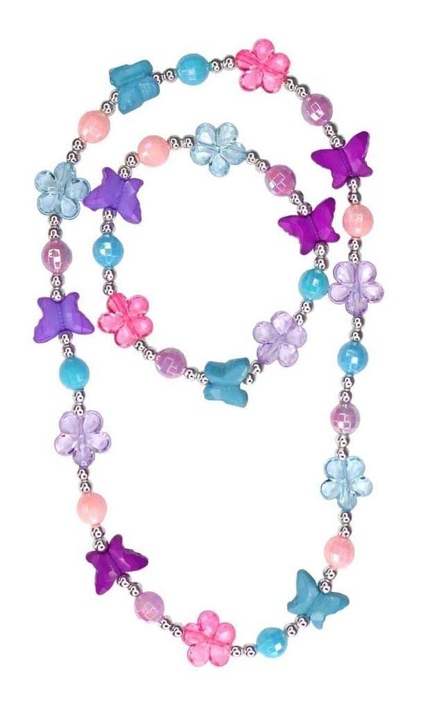 Great Pretenders Flutter Me By Necklace and Bracelet Toy Set