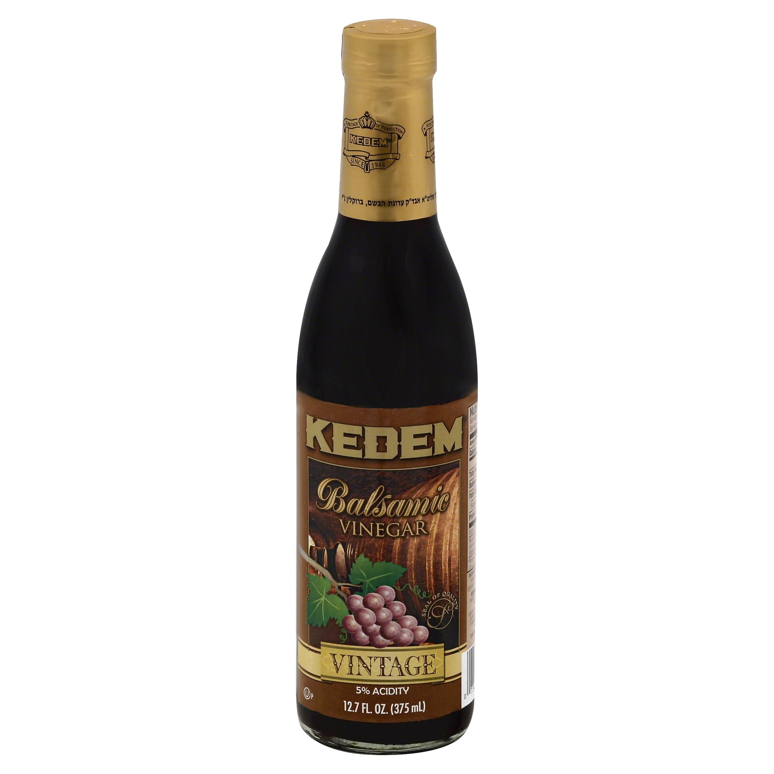 Kedem Vinegar, Balsamic, Vintage - 12.7 oz