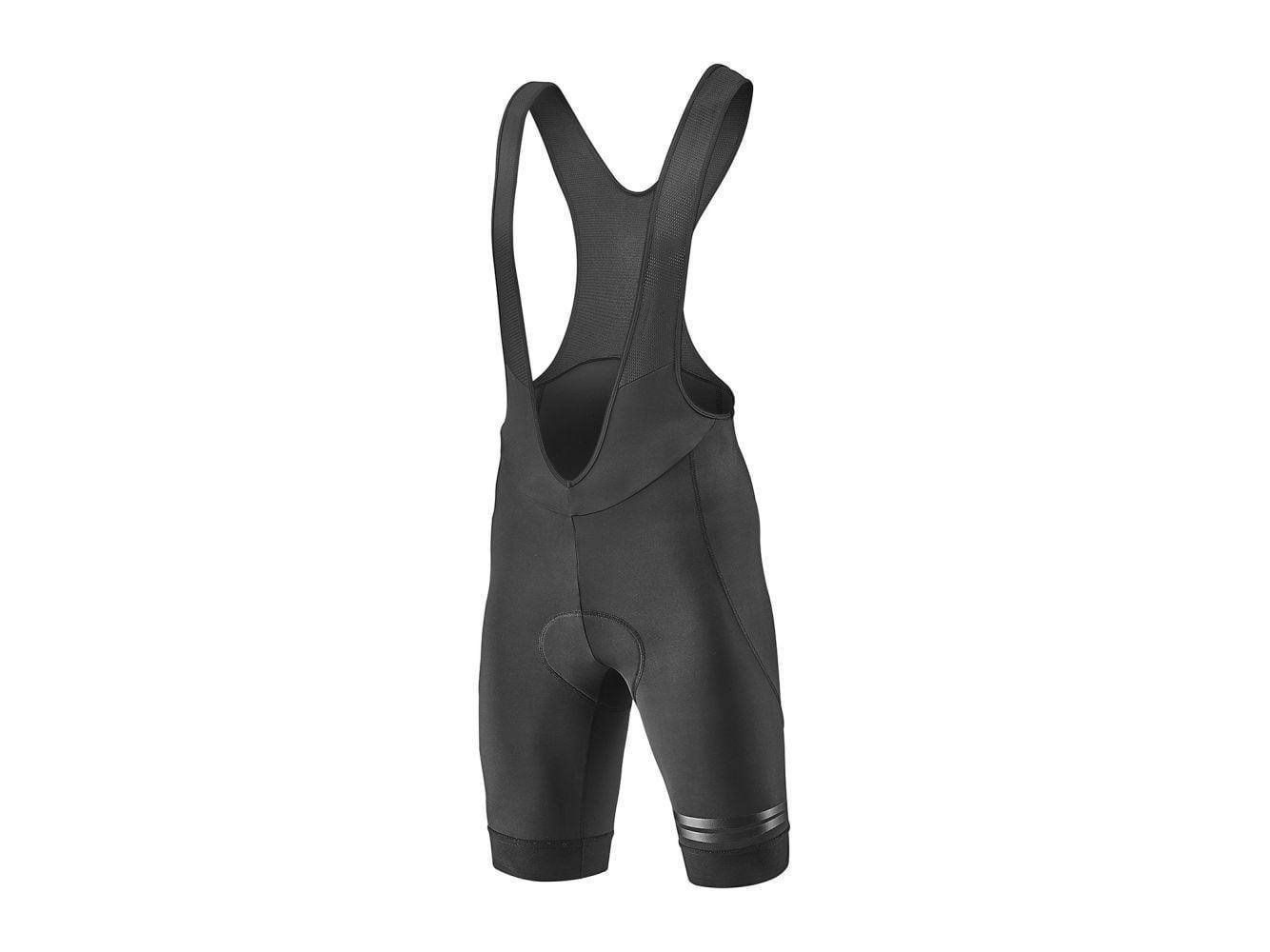 Giant Podium Mens Cycling Bib Shorts - Black, Medium