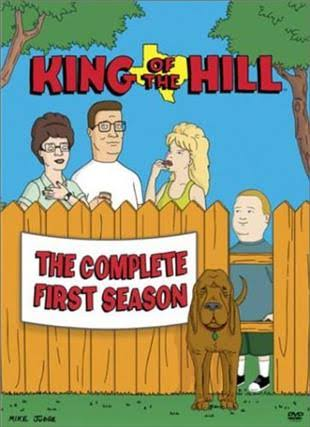 King of The Hill The Complete First Season DVD