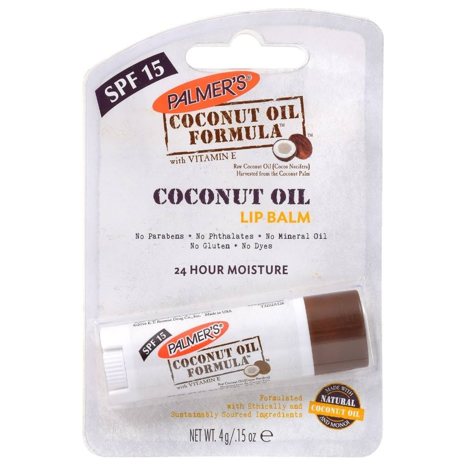 Palmer's Coconut Oil Lip Balm - SPF 15, 4g