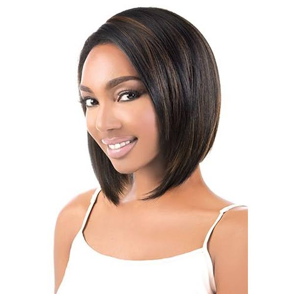 Motown Tress Let's Lace Swiss Lace Deep Part Wig LSDP Olay