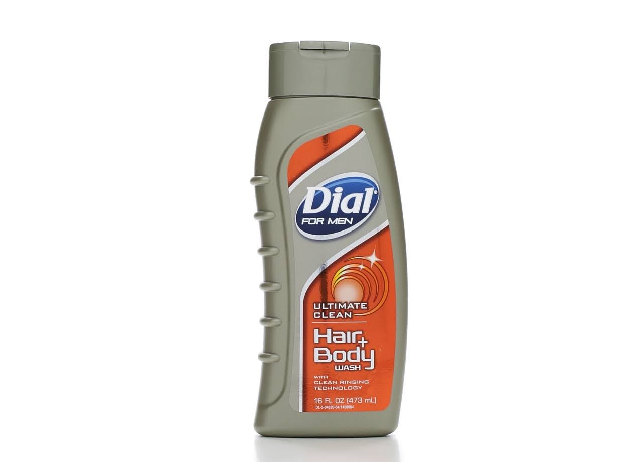 Dial For Men Ultimate Clean Hair & Body Wash
