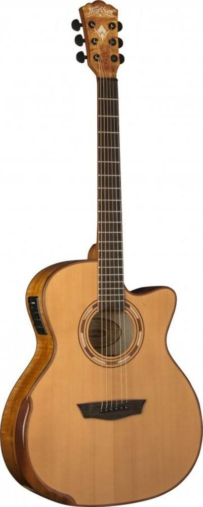 Washburn WCG66SCE Natural