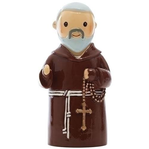 Little Drops of Water Padre Pio Figure