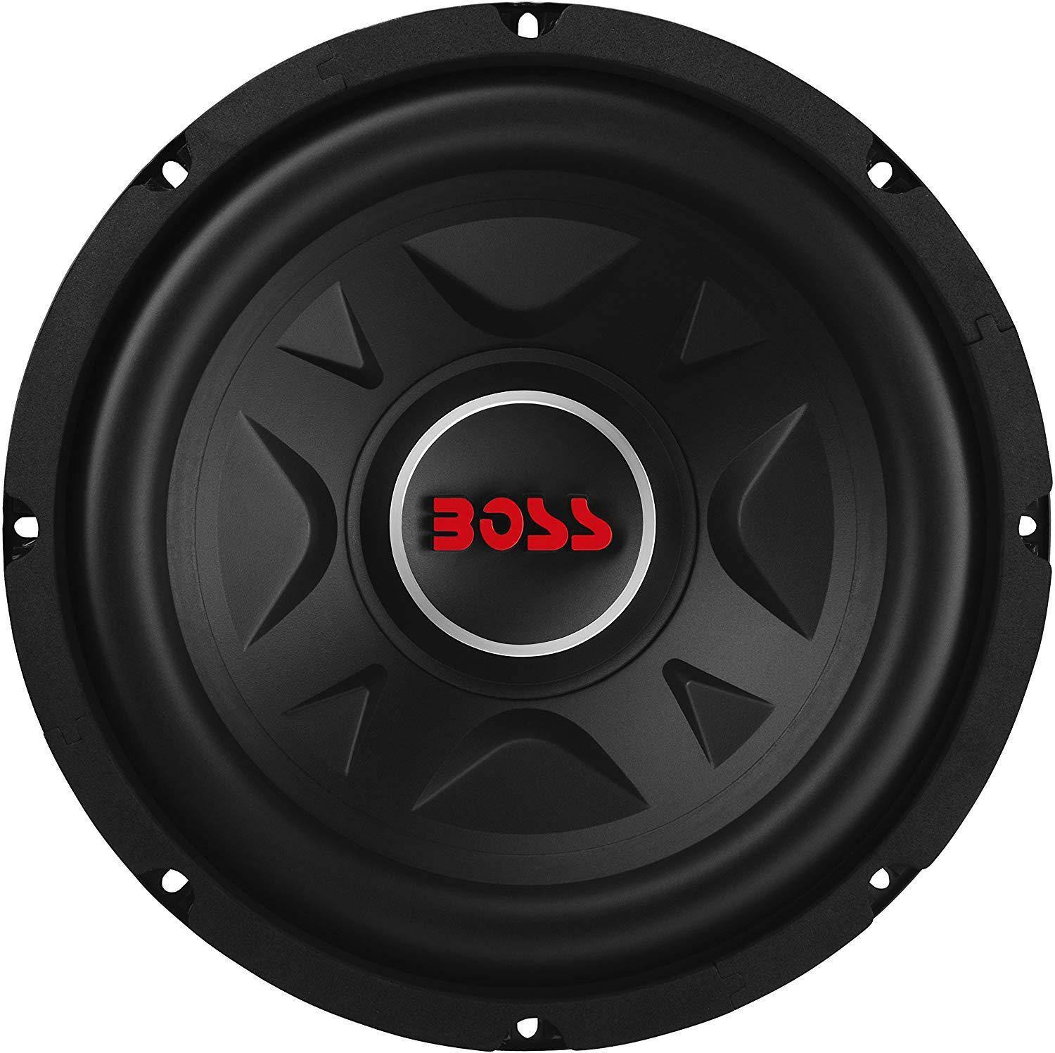Boss BE10D Elite - 10 inch Dual Voice Coil (4 Ohm) 800-Watt Subwoofer