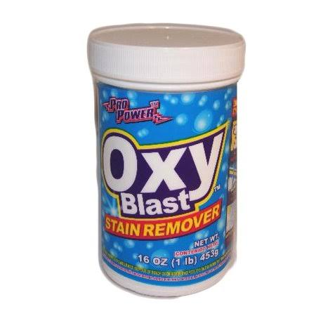 New 820653 Pro Power Oxy Blast Stain Remover 16oz (12-Pack) Stain Remover Cheap Wholesale Discount Bulk Cleaning Stain Remover Acne Wash