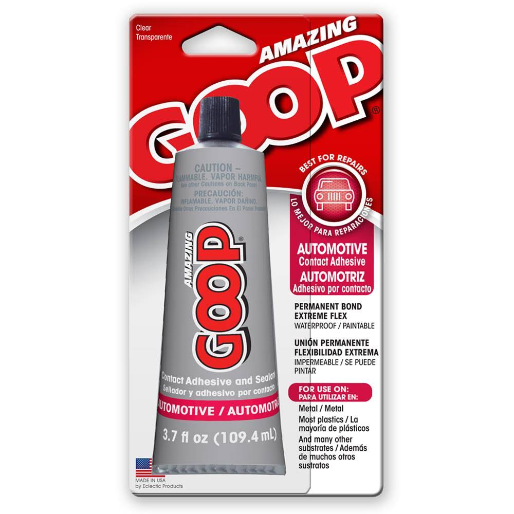 Goop Automotive Adhesive & Sealant - 109.4ml