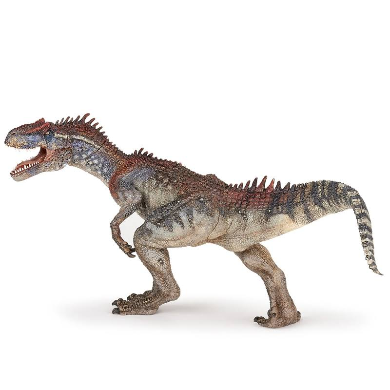 Papo Dinosaurs Allosaurus Collectable Animal Action Figure