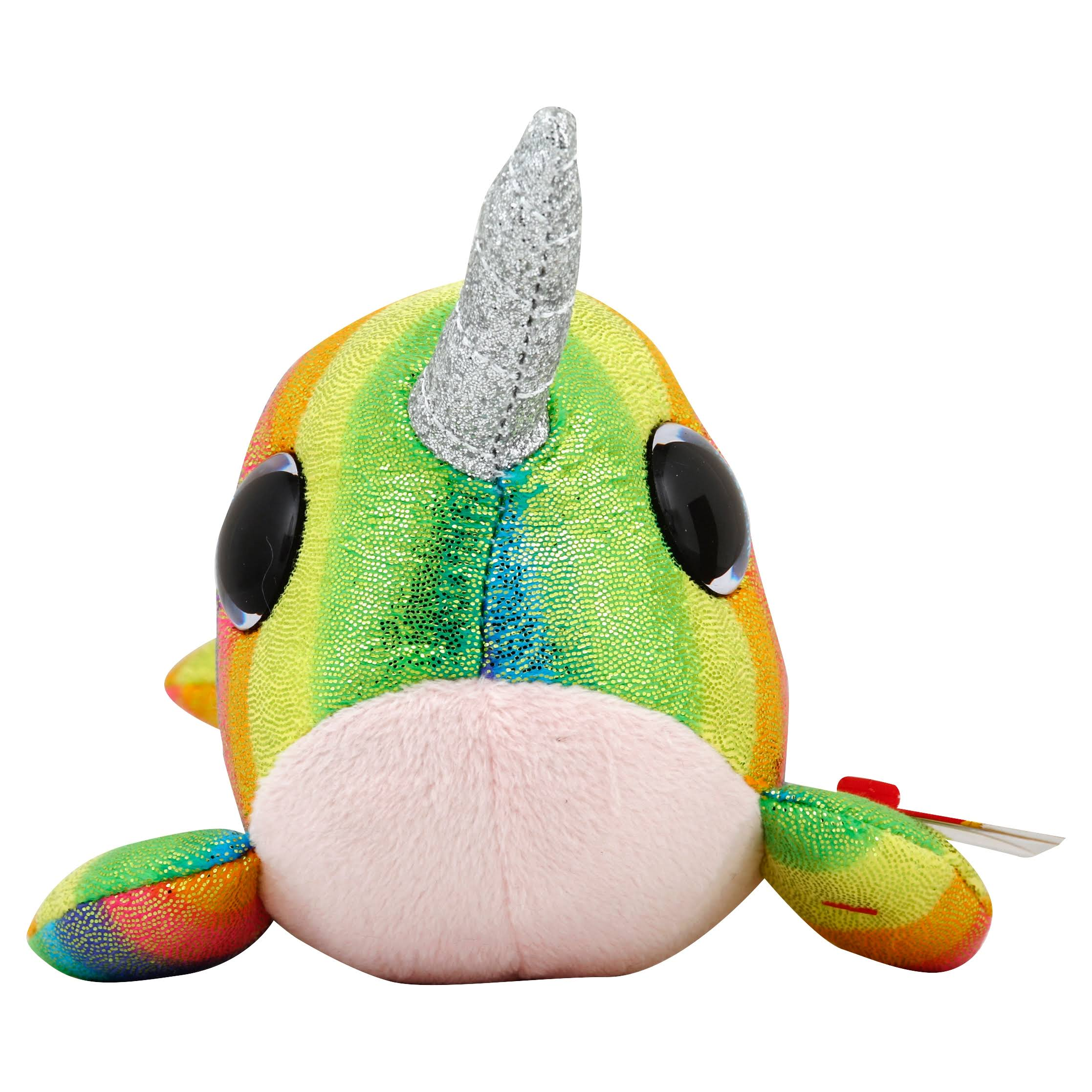 Ty Beanie Boos Nori the Narwhal Plush - 6""