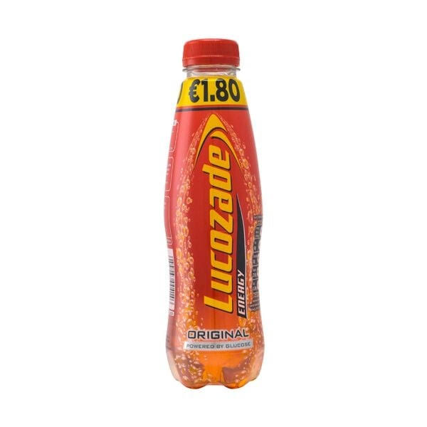 Lucozade Energy Original 1.80 Euro - 12 x 500ml