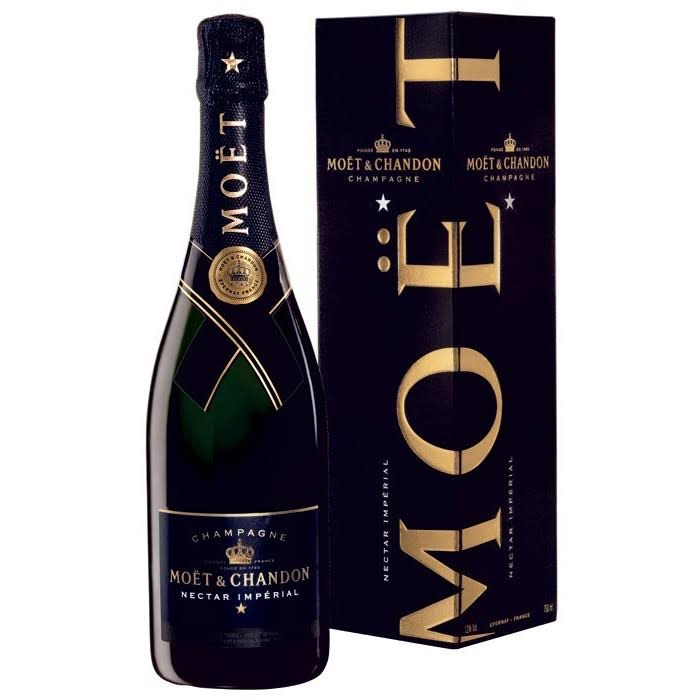Moet & Chandon Champagne Nectar Imperial - 750 ml