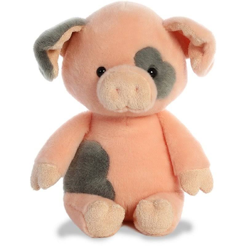 Aurora World Oink The Stuffed Spotted Pig