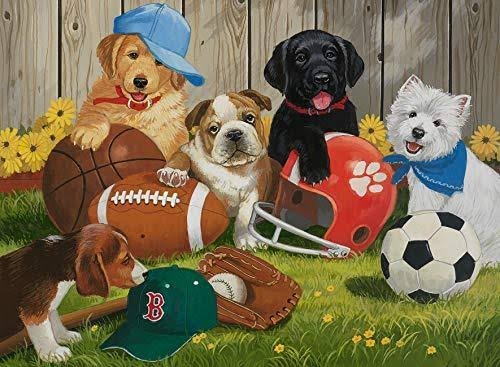 Ravensburger Let's Play Ball Jigsaw Puzzle - 200 Pieces