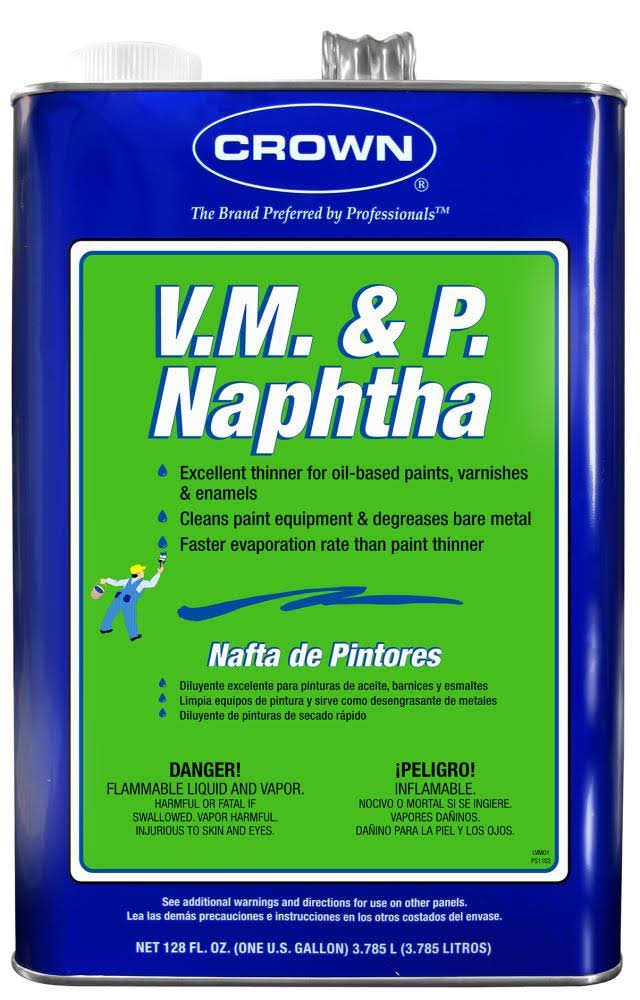 Crown Packaging CR.VM.M.41 VM&P Naphtha - 1 Gallon