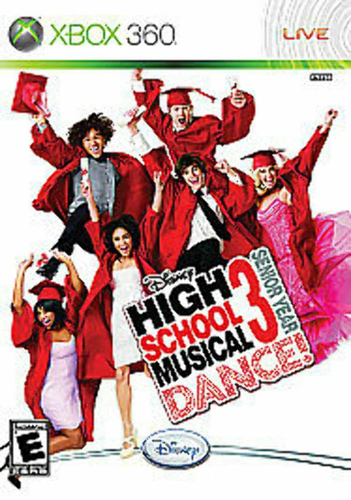 High School Musical 3: Senior Year Dance! - Xbox 360
