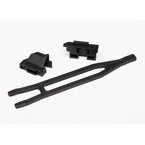 Traxxas Front & Rear Battery Hold Down: 1/10 Rally 7426