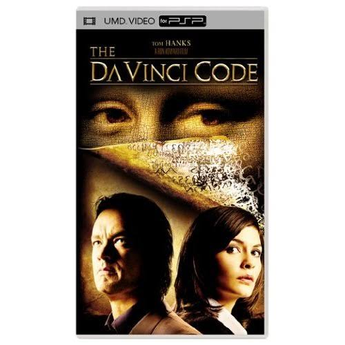 The Da Vinci Code UMD for PSP