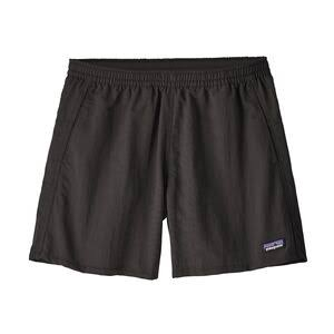 "Patagonia Women's Baggies Shorts - 5"", Black, Medium"