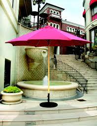 Walmart Patio Umbrella Table by Garden Design Have A Gorgeous Garden Treasures Offset Umbrella