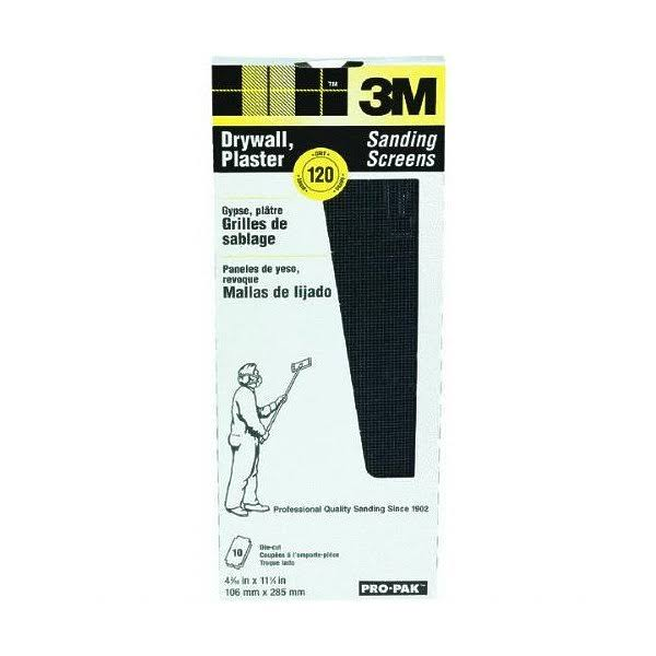 3M 99438 Drywall Sanding Screens