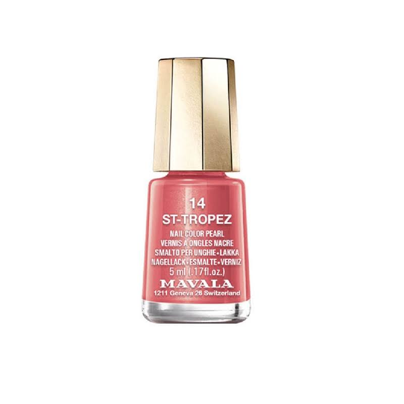 Mavala Switzerland Nail Color - 14 St. Tropez