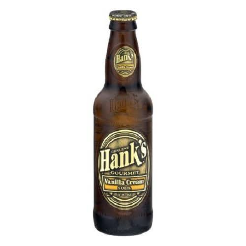 Hank's Vanilla Cream Soda