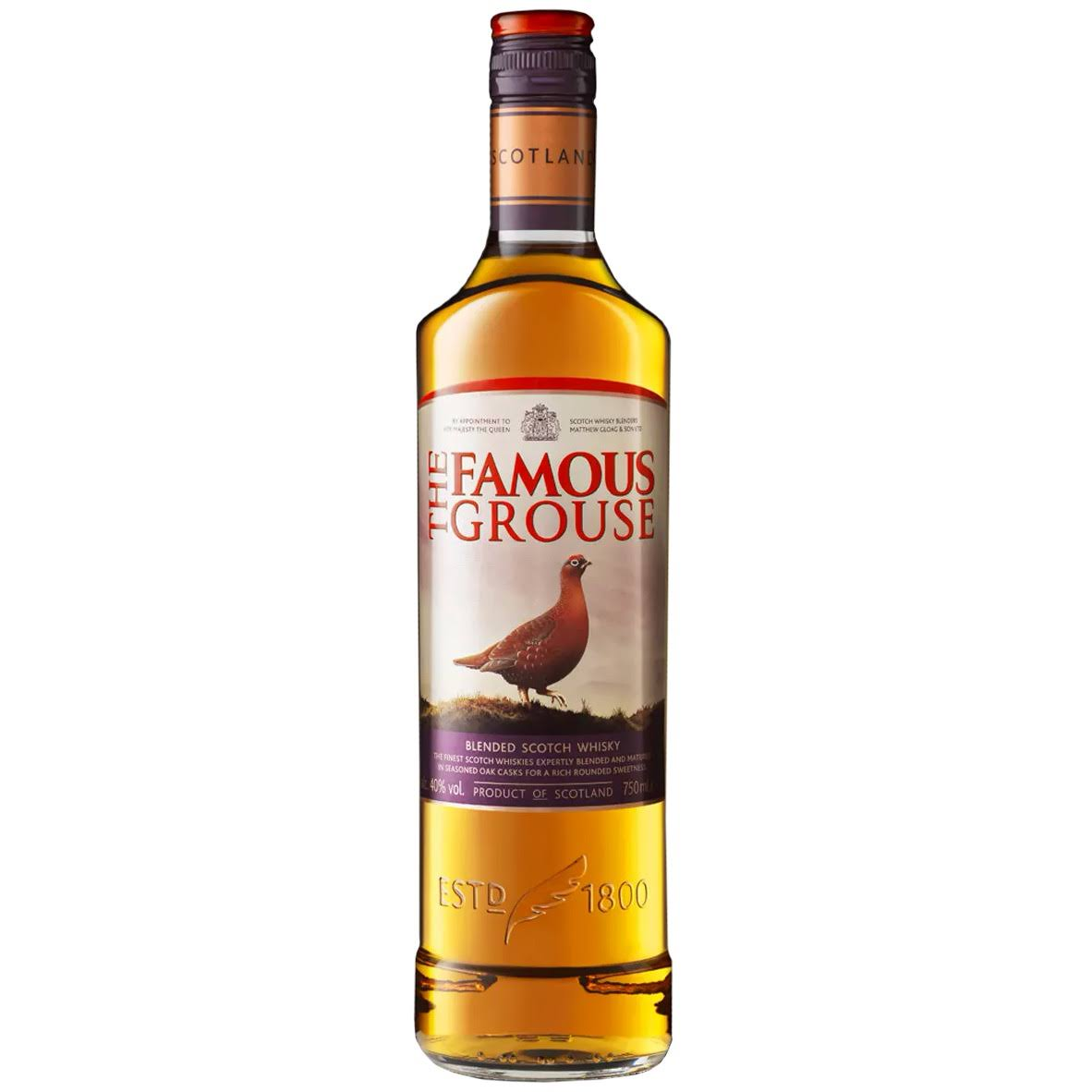 The Famous Grouse Scotch Whiskey - 700ml