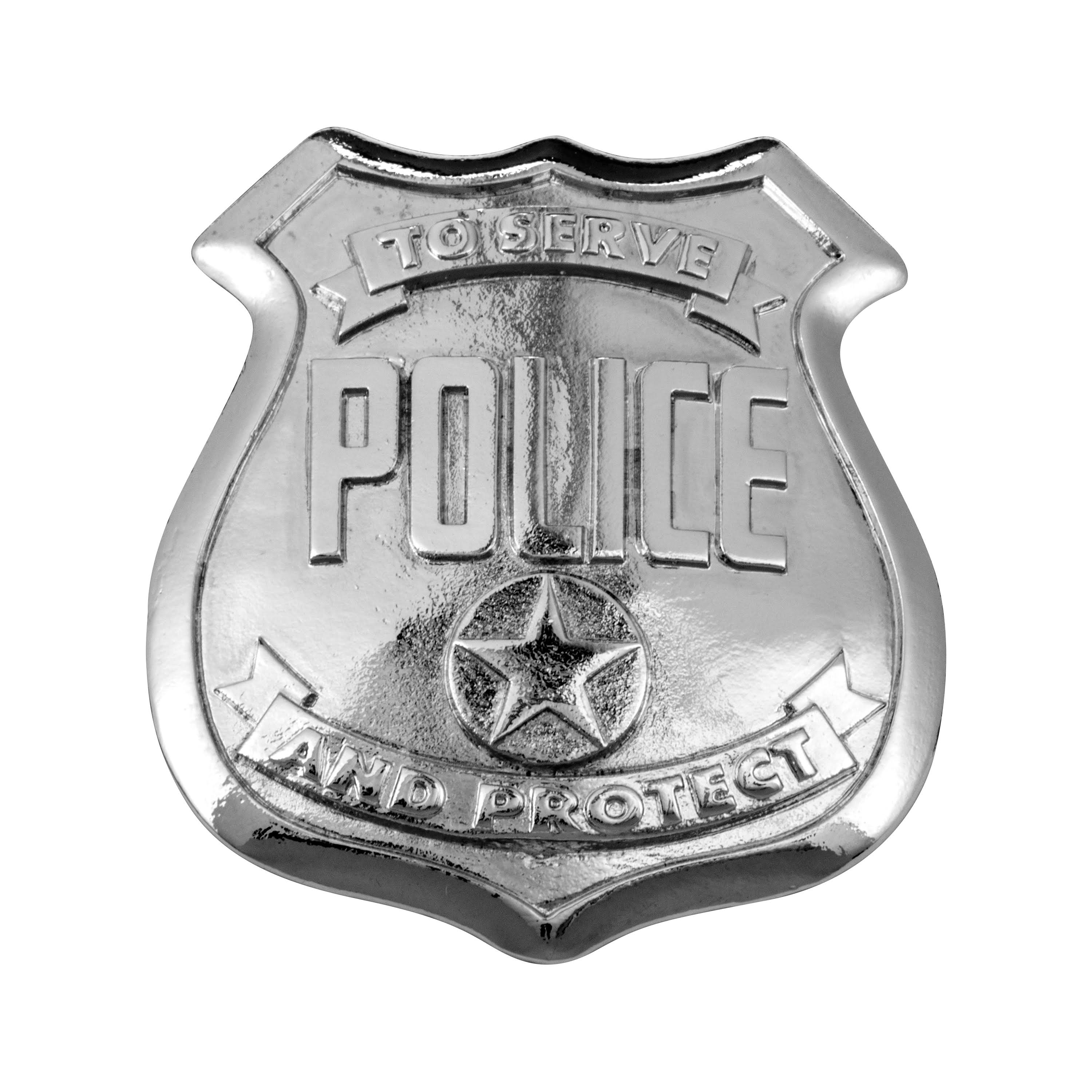 Schylling - Police Badge