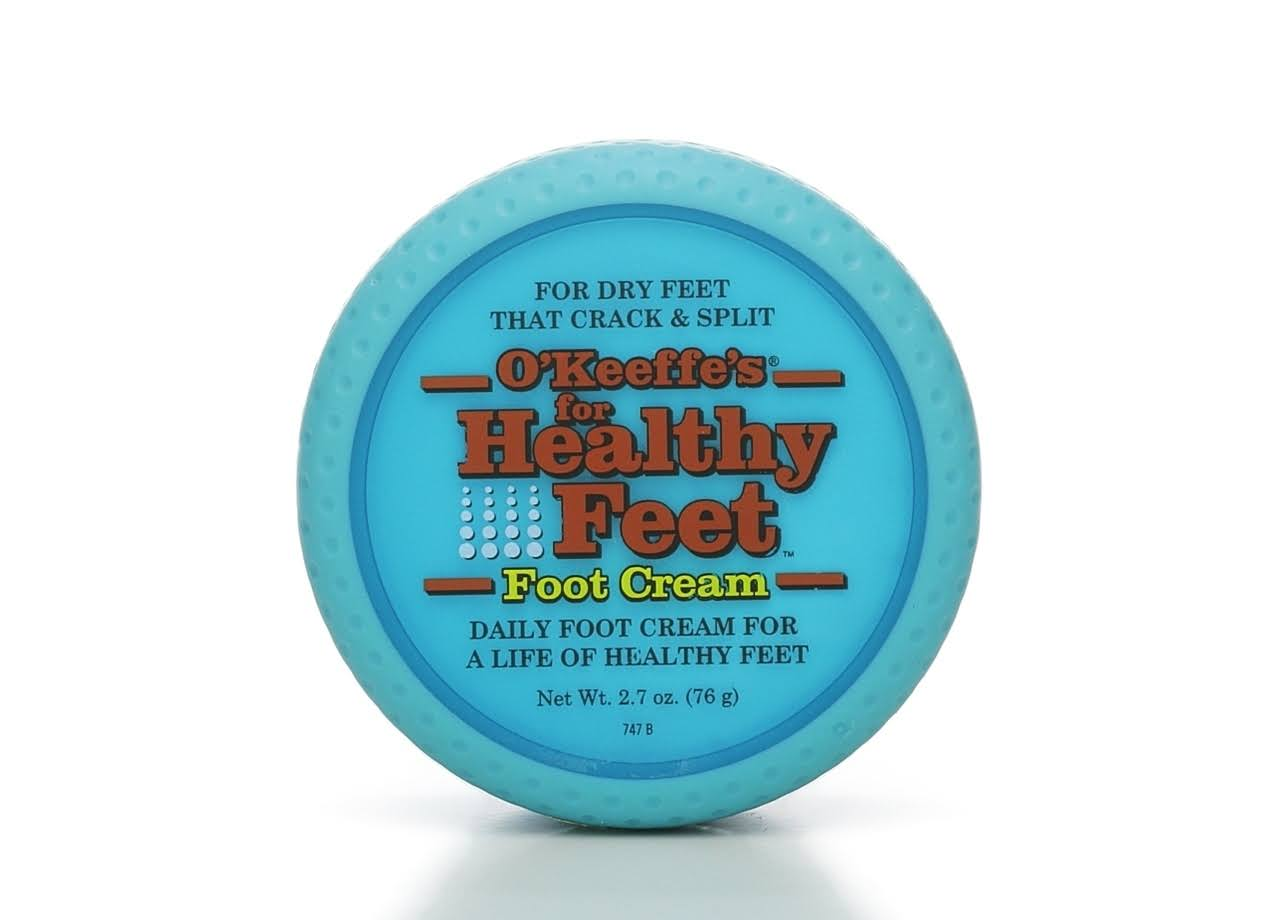 O'Keeffe's for Healthy Feet Daily Foot Cream - 2.7 Oz
