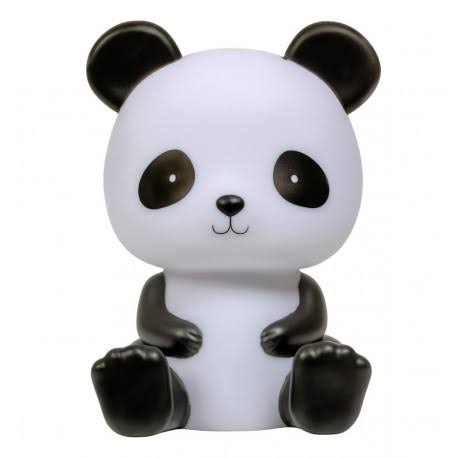 A Little Lovely Company Kids Panda Nightlight Size 12 x 19 x 13