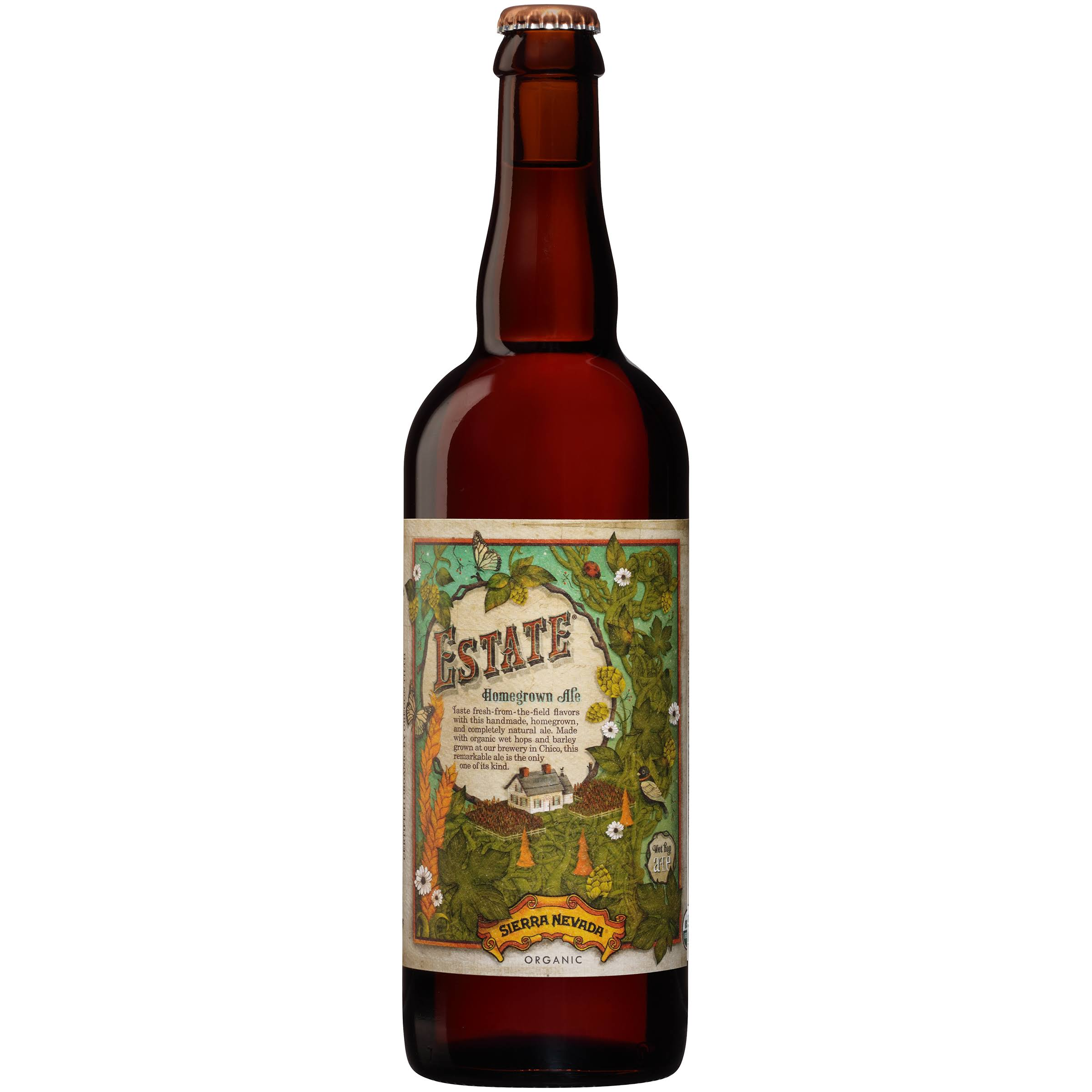 Sierra Nevada Estate Homegrown Ale - 24oz